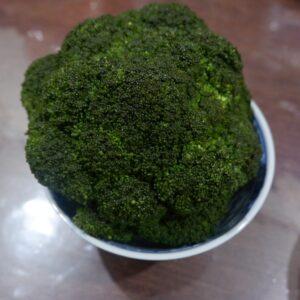 Broccolli Head